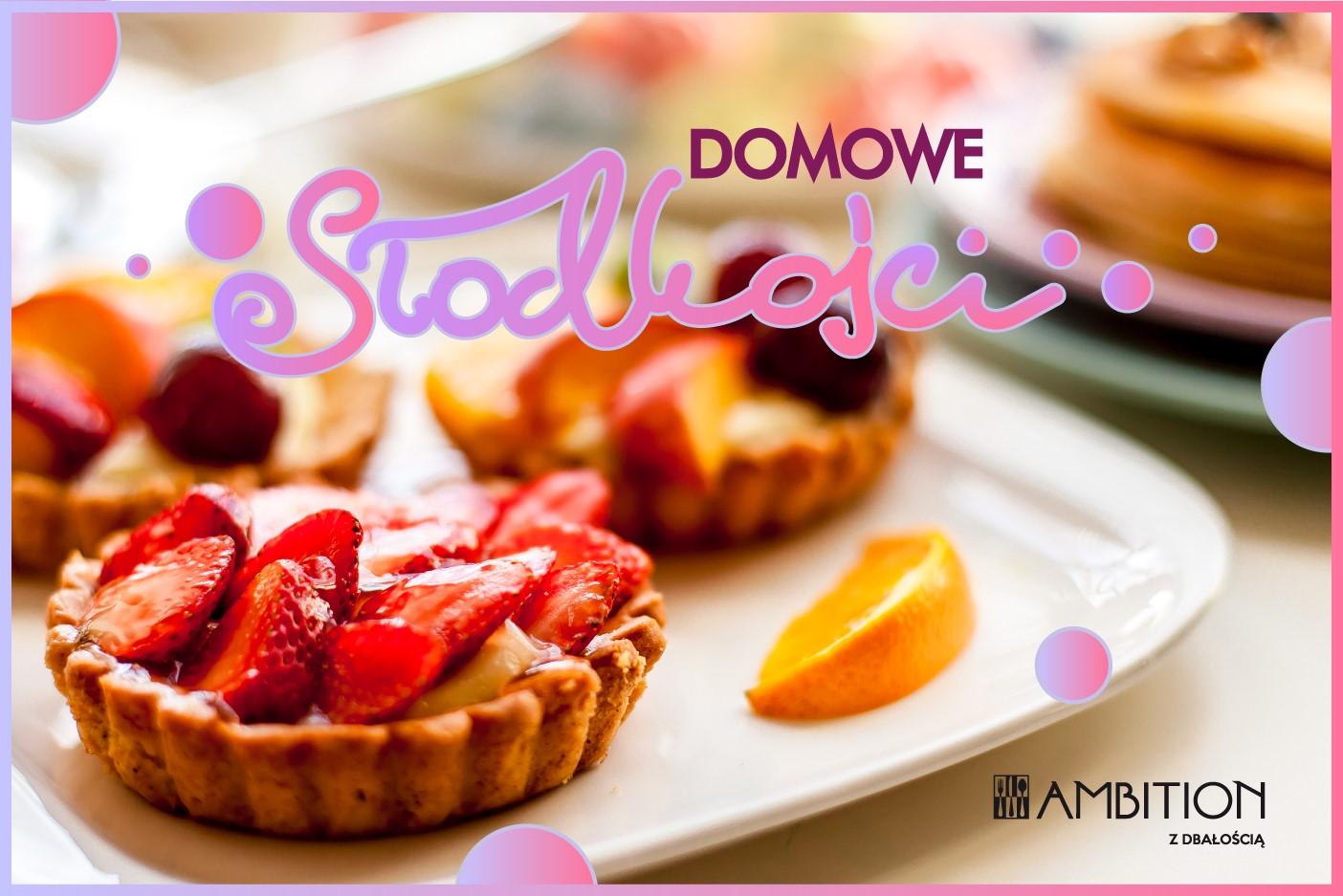 Domowe słodkości